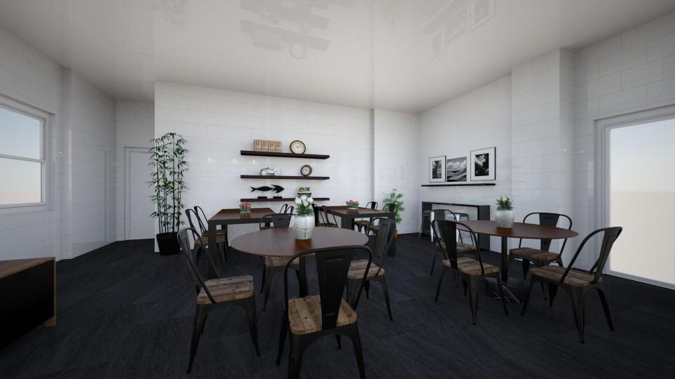 Cafe project FINAL - by jesskevans01