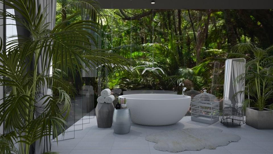 a birdy told me - Bathroom  - by MiaM
