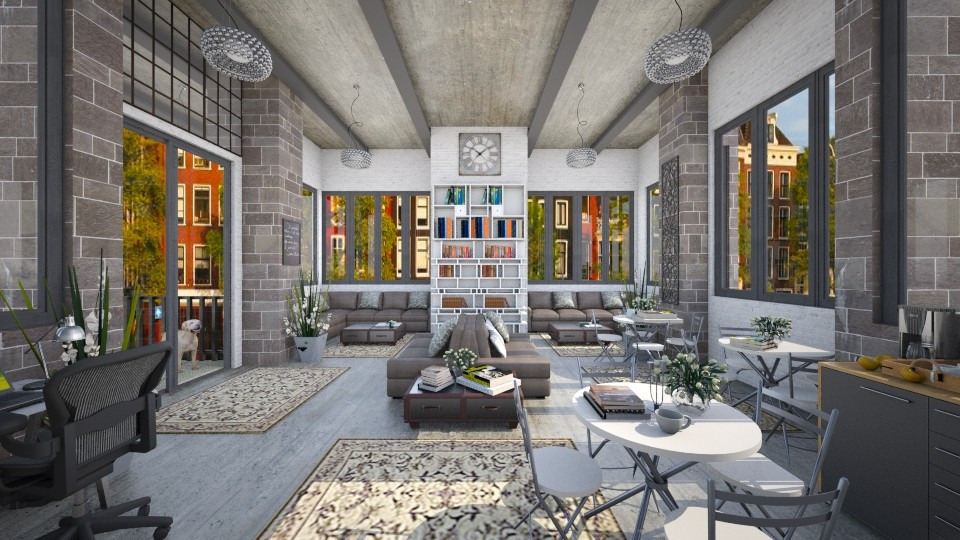 Design 90 Student Hotel Amsterdam - by Daisy320