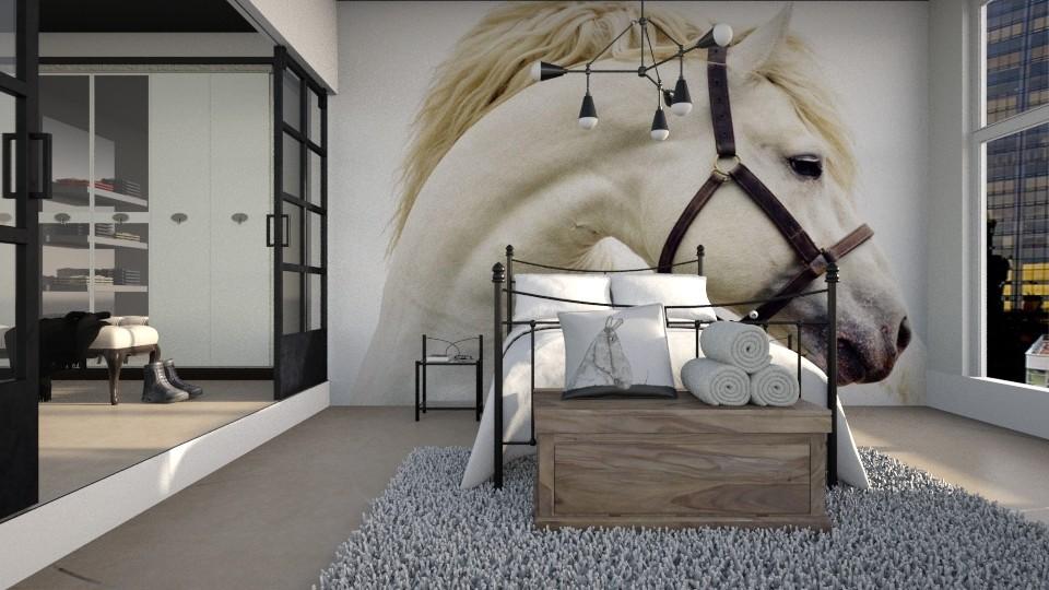 Horse - by seth96