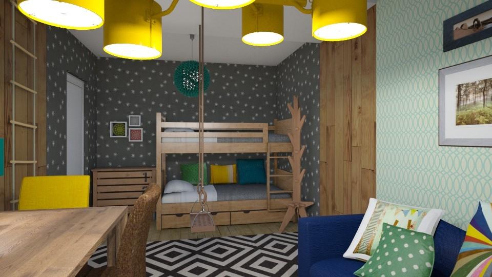 kids room - Kids room - by Lena Y