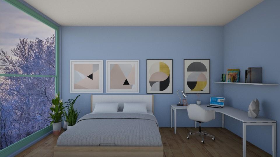 Bedroom - Bedroom - by Vika100