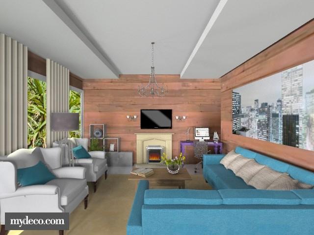 living room - Living room - by keila_freitas