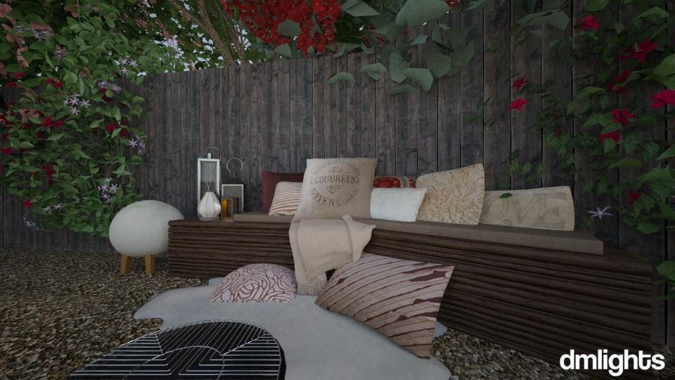 outdoor retreat - Garden - by DMLights-user-996689