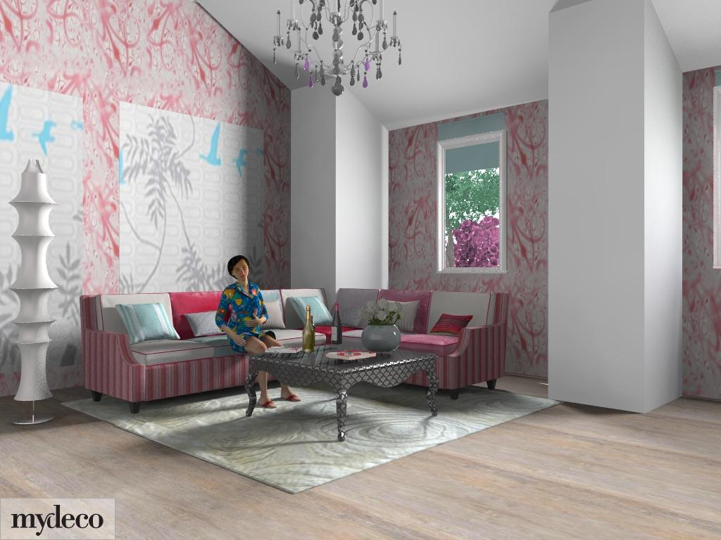 *** Tipsy Gypsy *** - Eclectic - Living room  - by overtherainbow