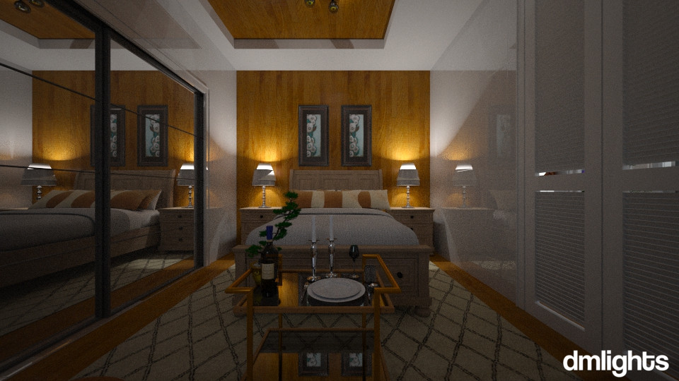 Madeira - Bedroom - by DMLights-user-994540