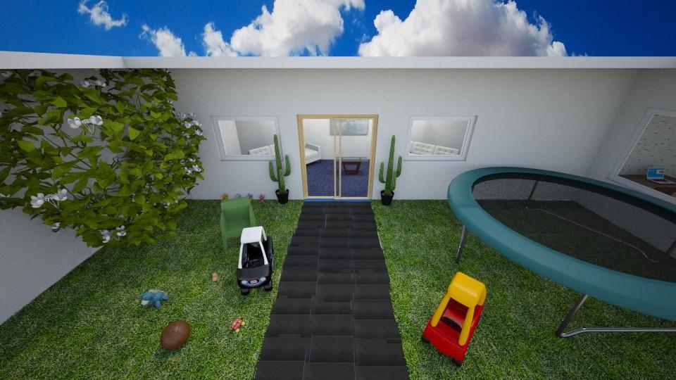 Kids Backyard - by Itsjustme1