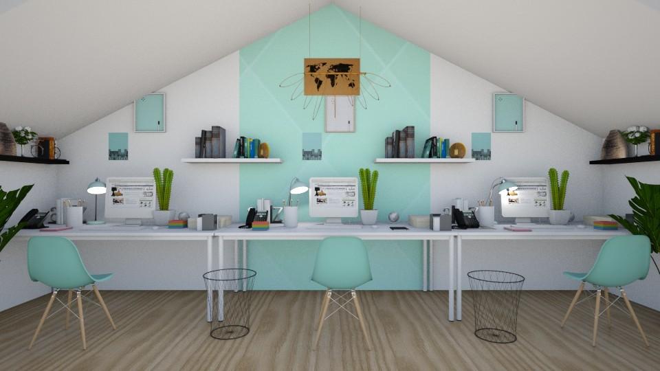 Mint Green - by designer71034