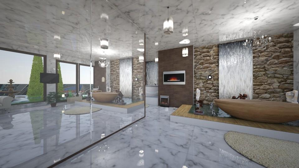 Luxury Bathroom - Bathroom - by Stacy876