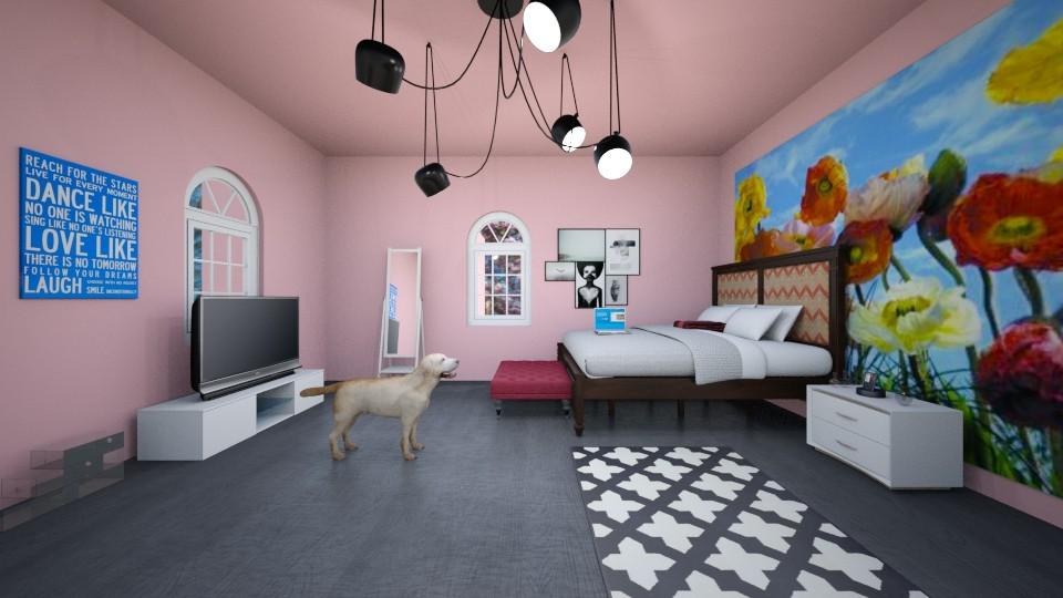 Kenzie and Kat Room - by mariah29