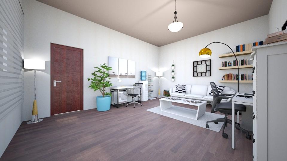 1 - Living room - by Seleniagarro