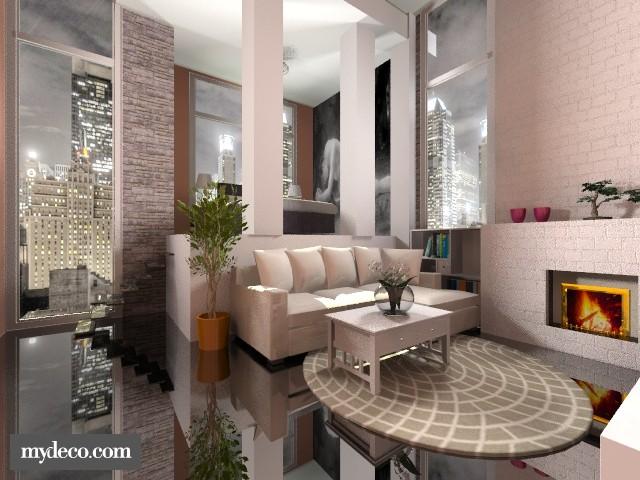 room - Living room - by Grigoria Popli
