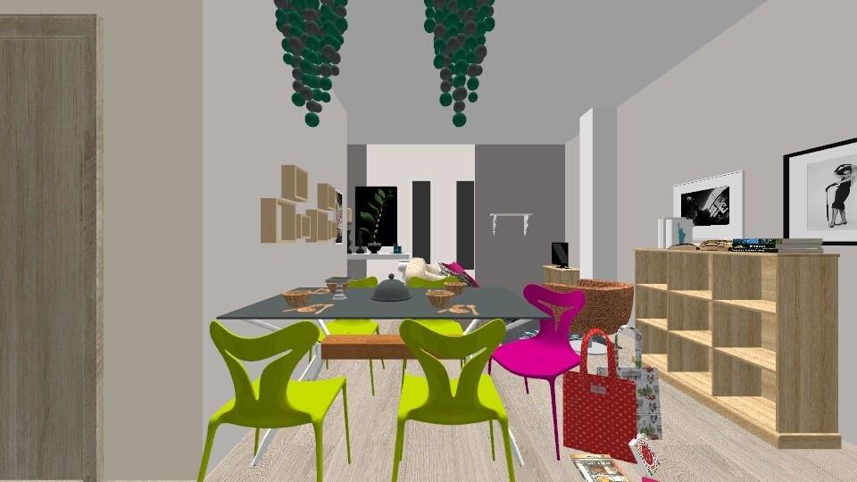 Piero Caleffi - Modern - Living room - by PROGETIM
