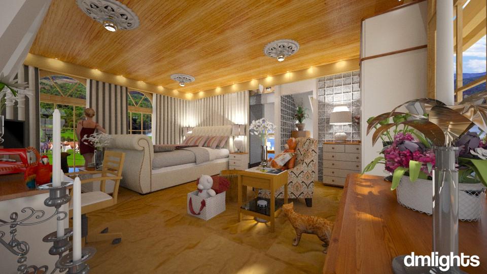 Putney Template - Bedroom - by DMLights-user-994540