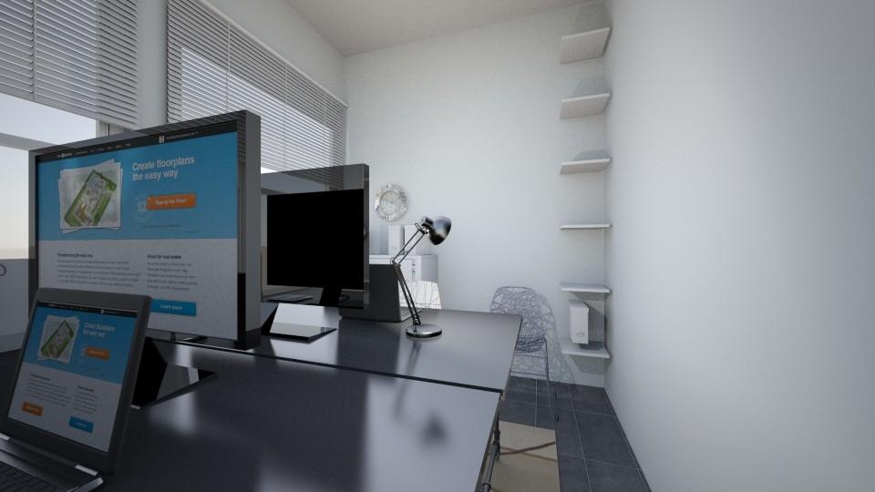 Micro office - Office - by kaasschaaf