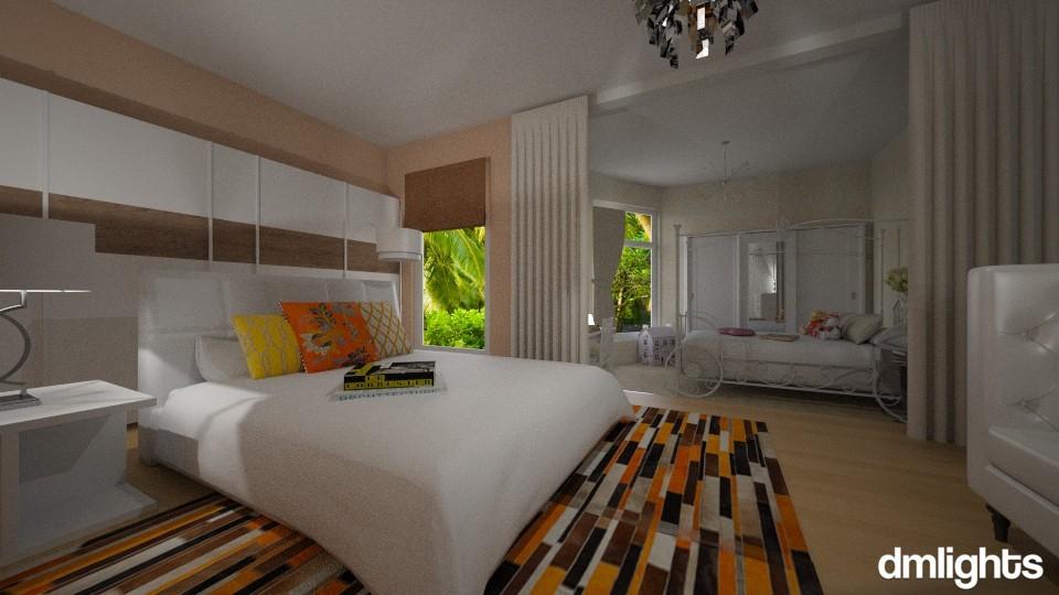 2 bedroom - Bedroom - by DMLights-user-1020416