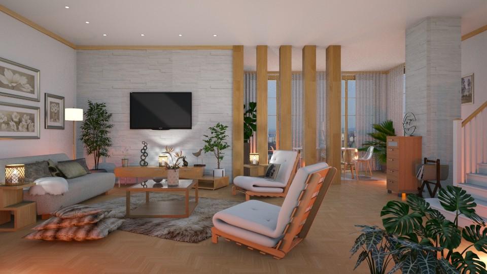 5 - Living room  - by snjeskasmjeska
