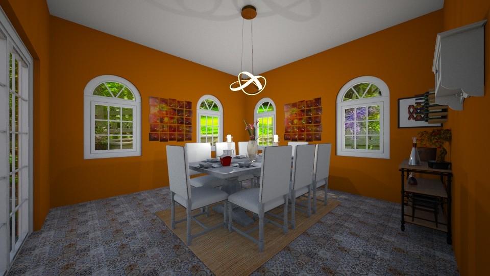 dining - Dining room - by crystalg98