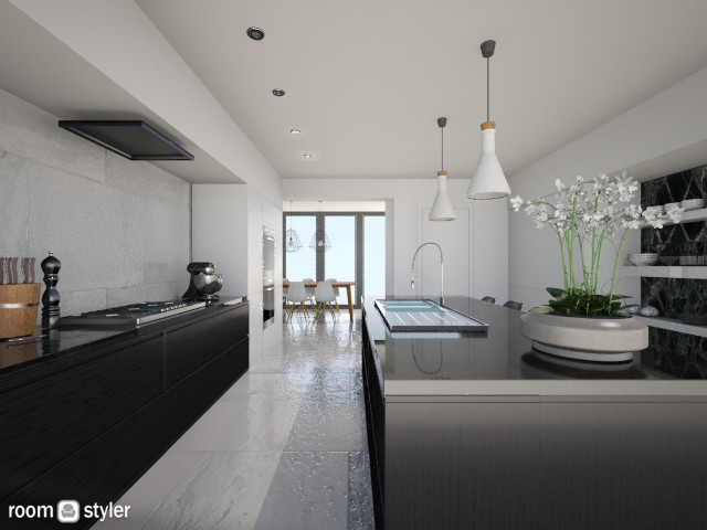 kitchen - Kitchen - by fre82
