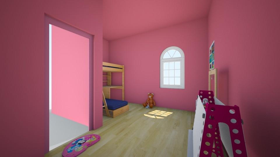 kids room 23 - Kids room - by Audrey Seghers