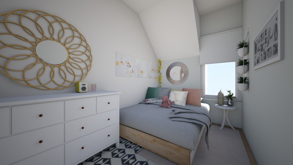 Isla - Bedroom - by lucyblack