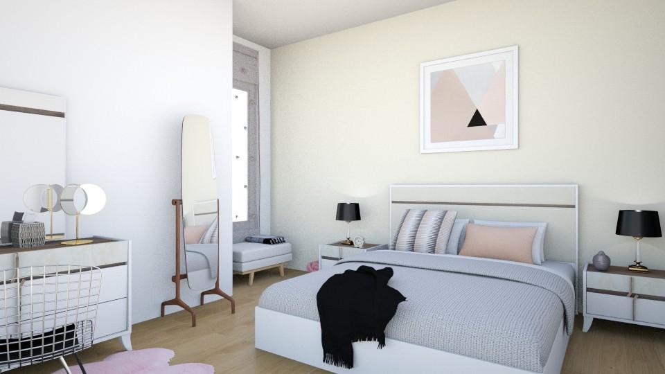 ROOM - Bedroom - by Carolina Soriani