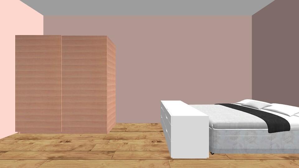 wall - Bedroom - by puszinyuszi