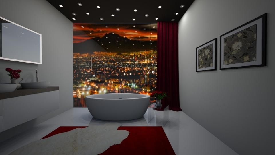 Master bathroom - by ivana_lol