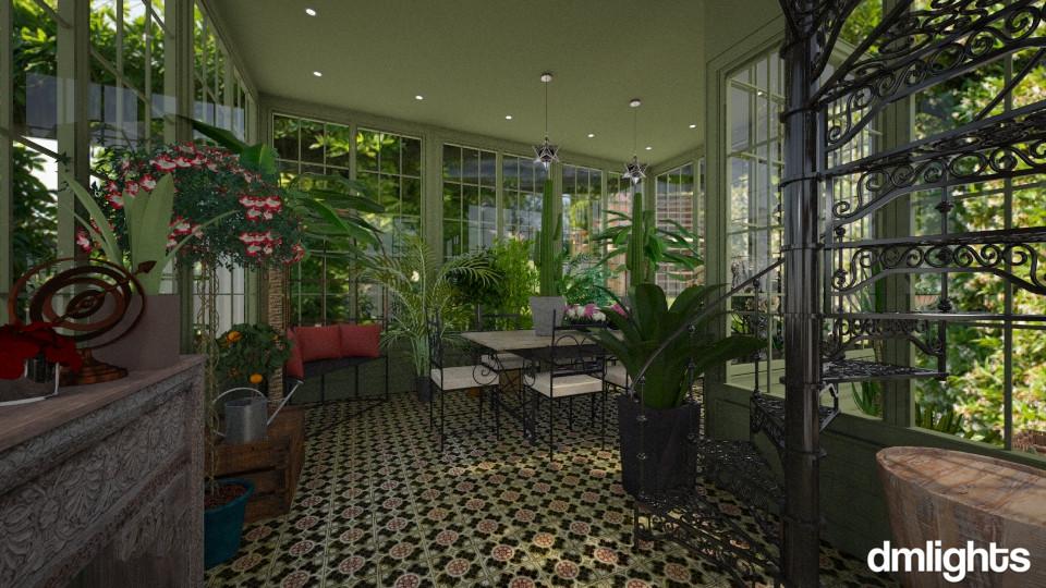 conservatory - Garden - by DMLights-user-996689