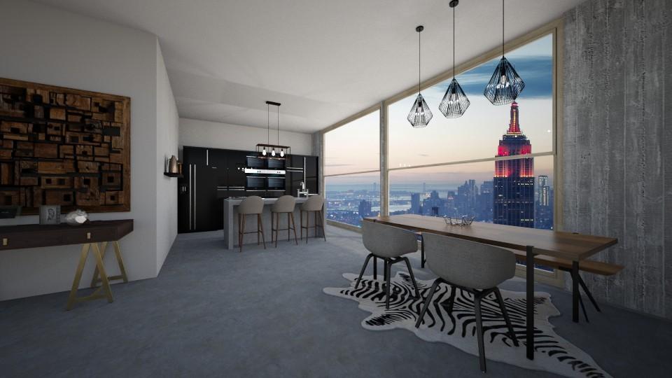 kitchen - Kitchen - by ak designs