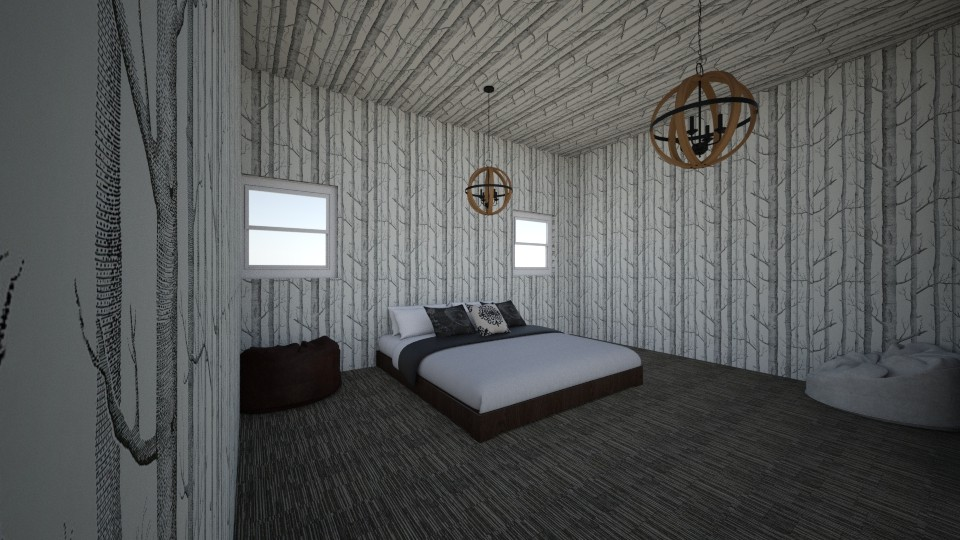 japan - Living room - by yukicrossnowblood
