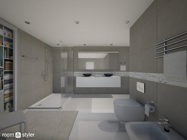 Family Bathroom - Bathroom - by annasig