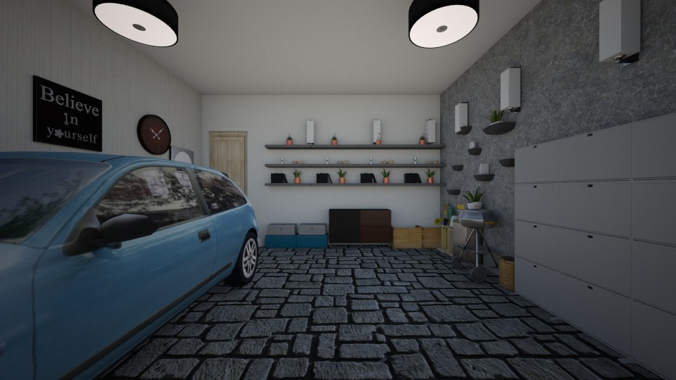 Garage  - by SDFDesigns