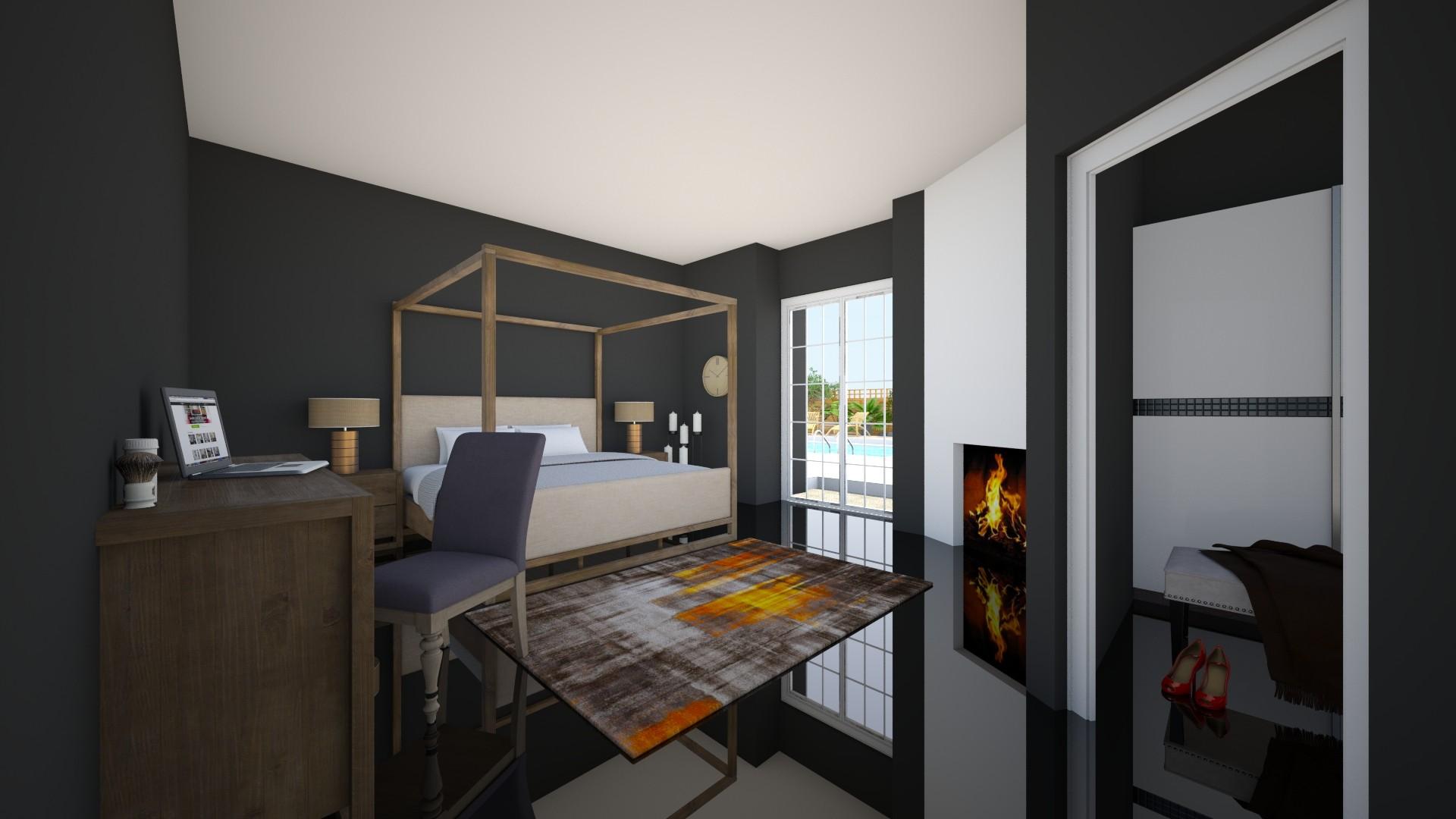 nedin - Modern - Bedroom - by ned31