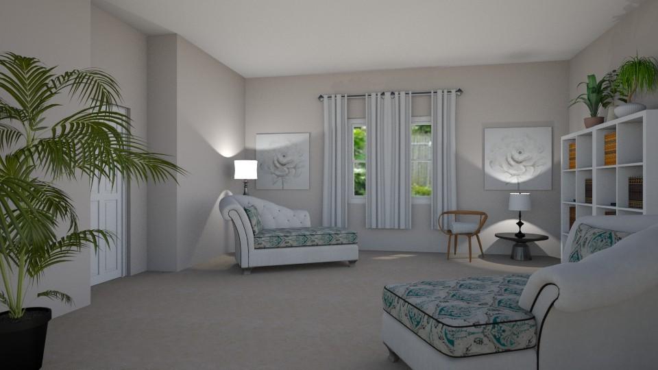 Room 3 - Living room - by Tiffany Y