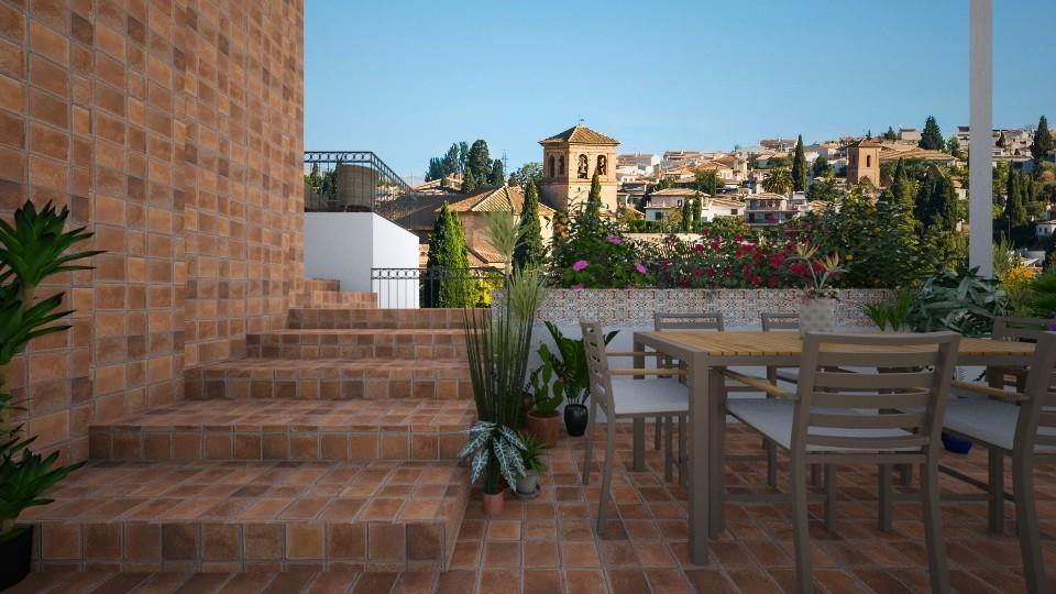 Afternoon in Spain - by rebsrebsmmg