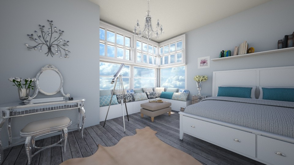 Room - Bedroom  - by laurencowper