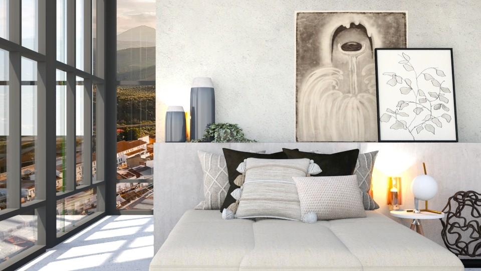 nat - Bedroom - by TamarK