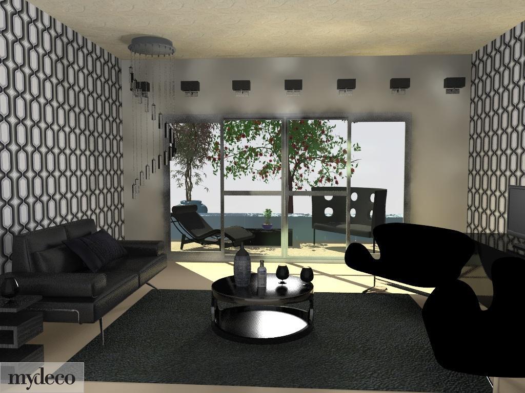 Jett - Living room - by Calolynn