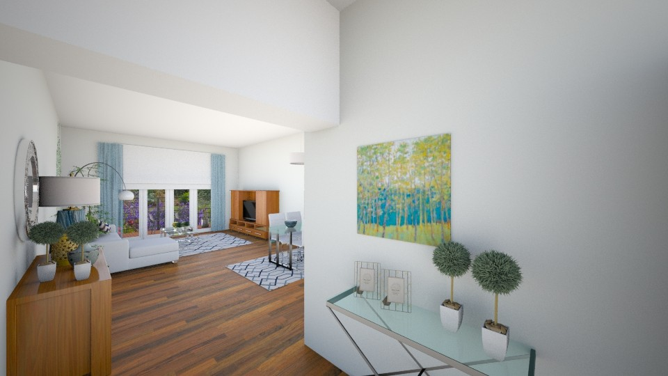 Sala da Gorete e da Luisa - Living room - by susilva