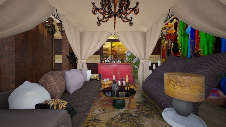 MARROCO CAFFE 5 - Living room - by sami1968