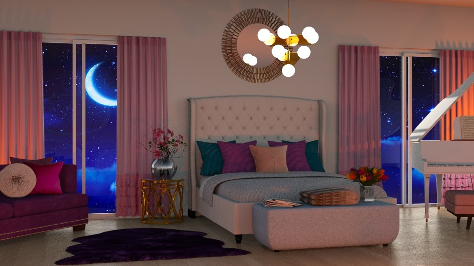 Dream - Modern - Bedroom - by Art_Decoration