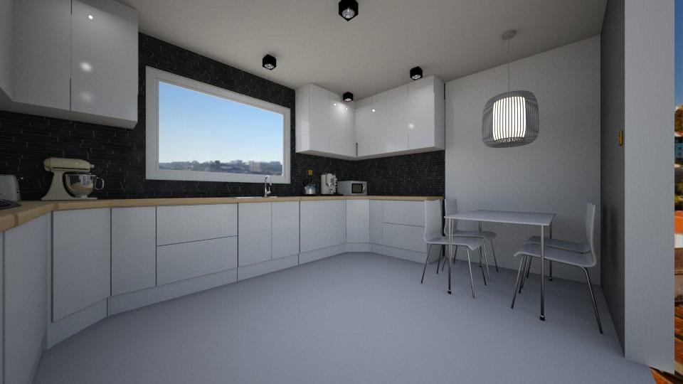 Tomek kuchnia nowy - by DariaCZ