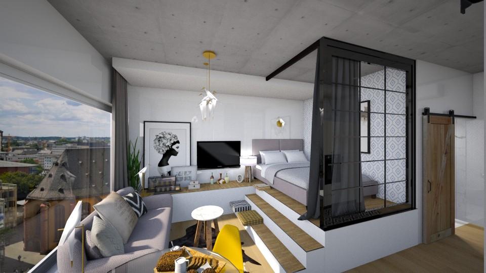 lulu c599 - Living room - by Aeea P
