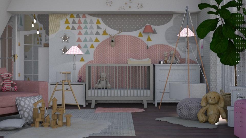 Baby Girl - by randomglitter