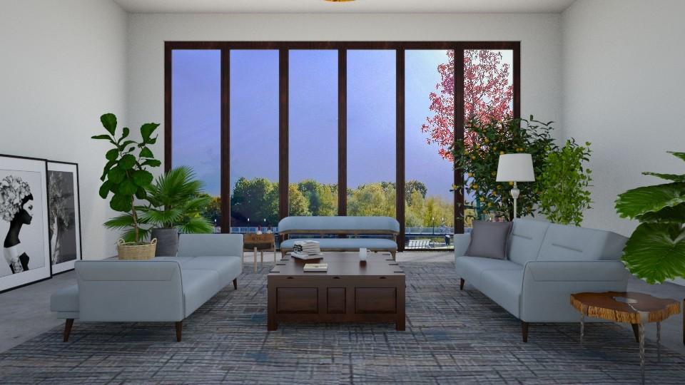 Windows - Living room  - by dorota_k