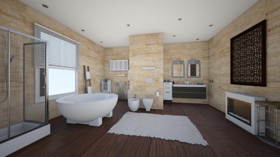 gdgd - Bathroom  - by ivaninayo