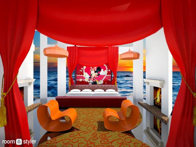 Minnie room  - by lovemydecor