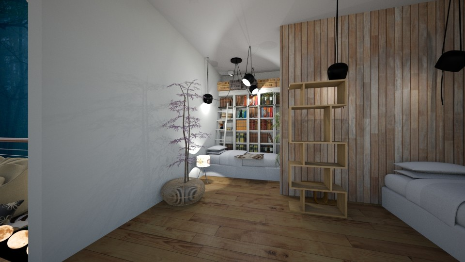 Misty room - Modern - Living room - by Roomwithabroom