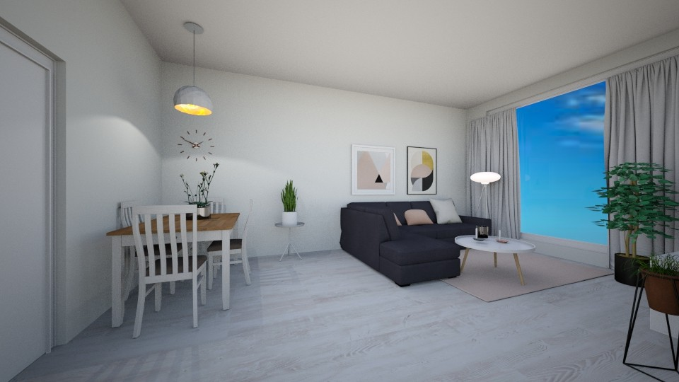 loran  - Living room - by ravit_orgad